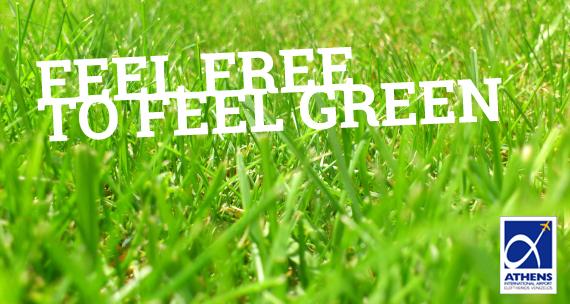 Feel Free To Feel Green