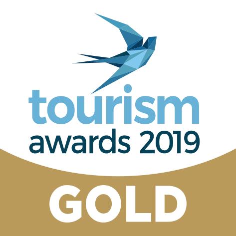 Gold Tourism Award 2019