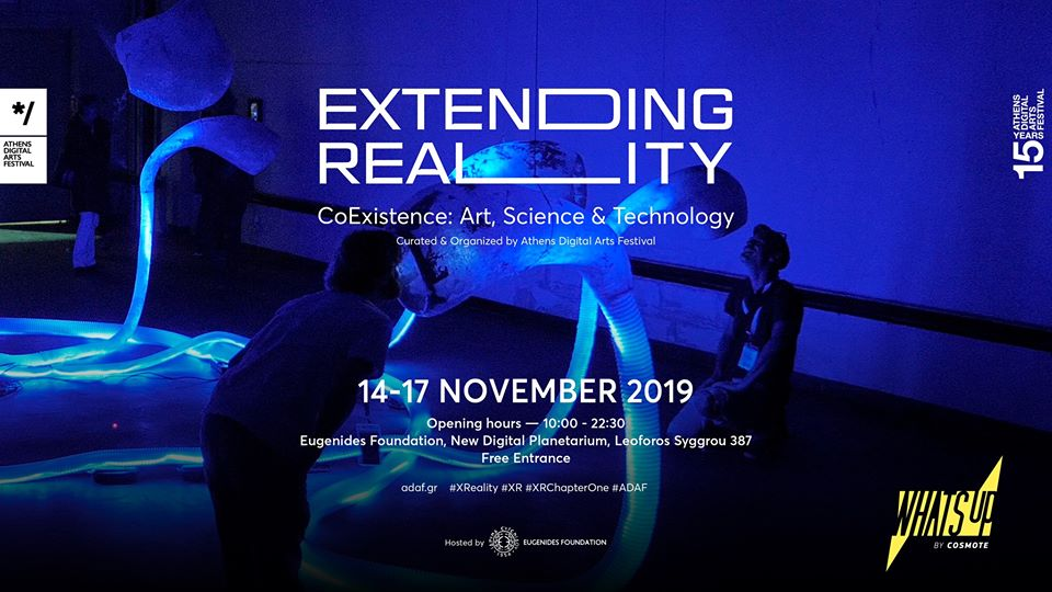 Extending Reality |  Video Teaser & Full Program