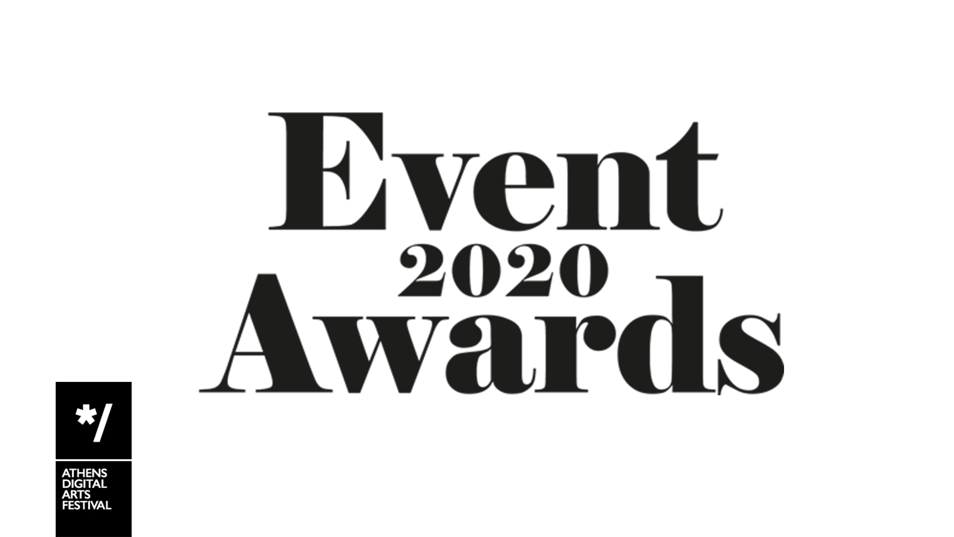 Event Awards 2020