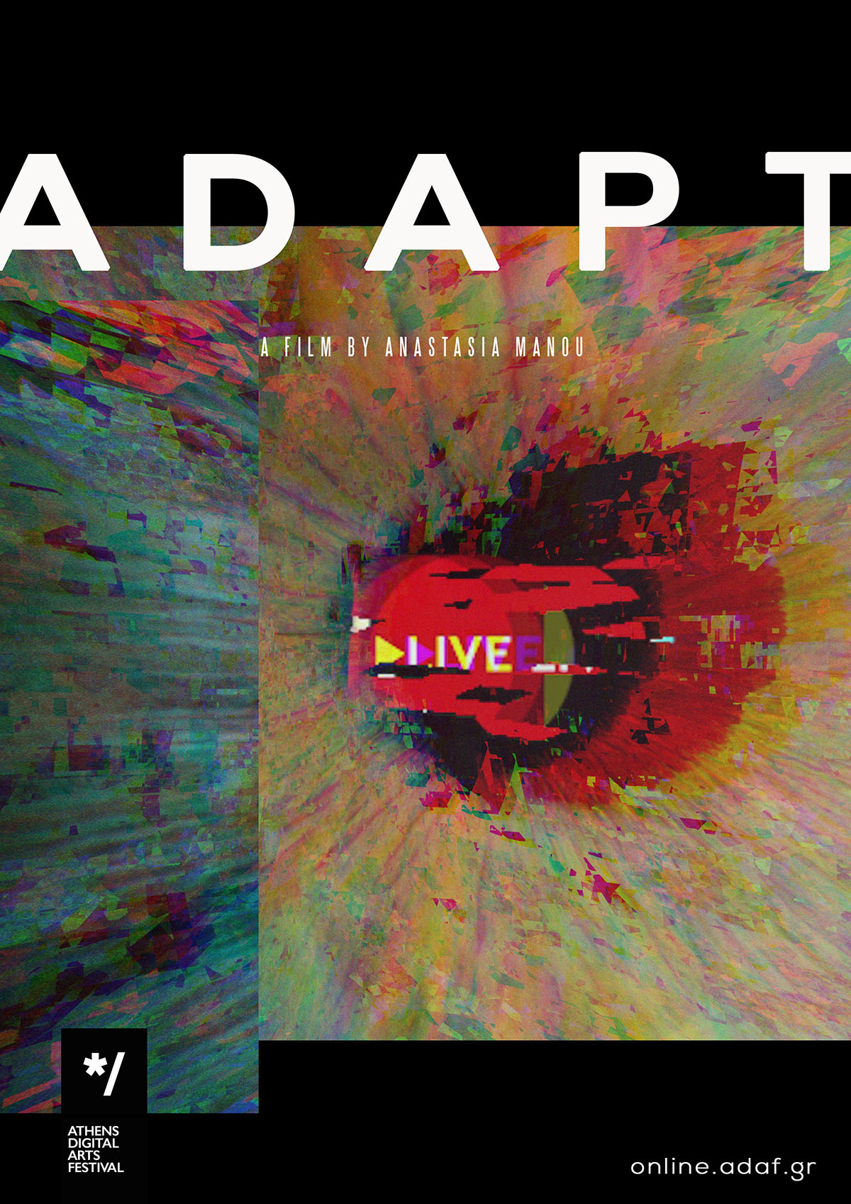 """ADAPT"" a documentary about the first ADAF ONLINE festival"