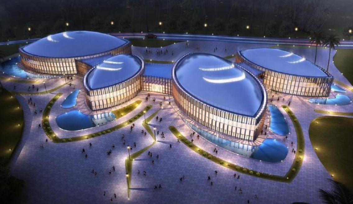 "ADAF το προσκεκλημένο φεστιβάλ στην έκθεση «Θέσις-Αντίθεσις-Σύνθεσις. Στην τροχιά των Αλλαγών» στην διοργάνωση ""The Tides of the Century – 2020 International Art Exhibition"" στο Hainan Ocean Flower Island στην Κίνα"