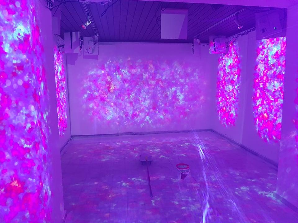 Βυθίσου στην Ψηφιακή τέχνη με το FARNESINA: DIGITAL ART EXPERIENCE στο 17ο Athens Digital Arts Festival